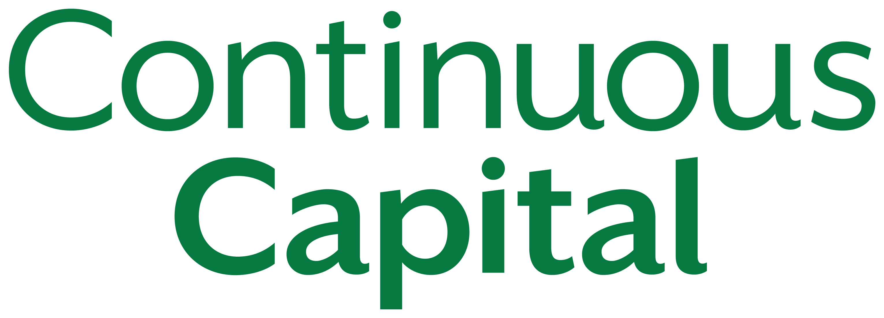Continuous Capital